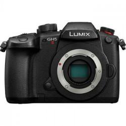 Panasonic Lumix GH5 II: systeemcamera voor videografen