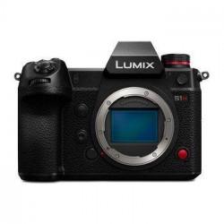 Panasonic Lumix S1H: fullframe systeemcamera met 6K-video