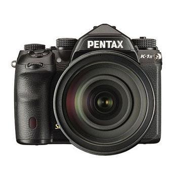 Pentax K-1 Mark II: vlaggenschip spiegelreflex voor pure fotografen