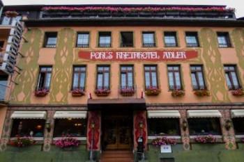 Review Pohl's Rheinhotel Adler - St Goarshausen   Rating: 80/100