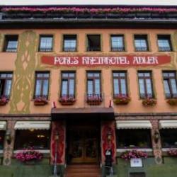 Review van Pohl's Rheinhotel Adler - Sankt Goarshausen - Duitsland | Rating: 80/100