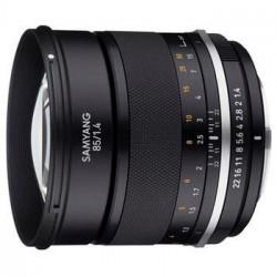 Samyang MF 85mm f/1.4 MK2   Reviews & Tests