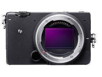 Sigma fp: kleinste fullframe systeemcamera voor videografen