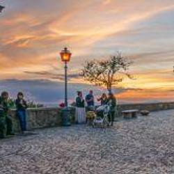 Wandelvakantie Monti Sabini in Italië | Balkon van Lazio