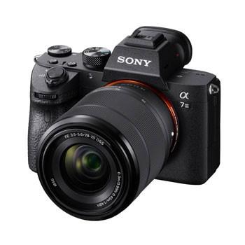 Sony A7-serie: betaalbare fullframers, professionele kwaliteit