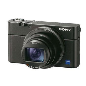 Sony RX100 VI: razendsnel én 24-200mm zoom
