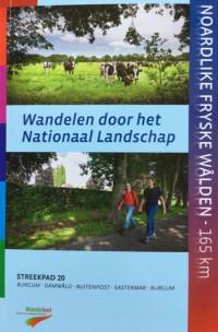 Streekpad 20: Noardlijke Fryske Wâlden