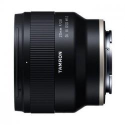 Tamron 20mm f/2.8 DI III OSD Macro | Reviews & Tests