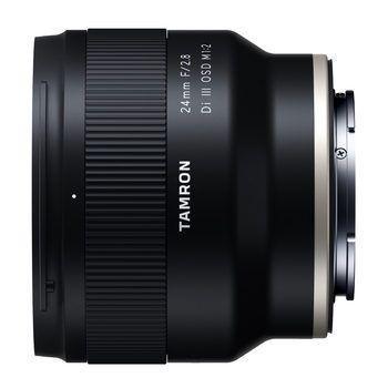 Tamron 24mm f/2.8 DI III OSD Macro 1:2 | Reviews & Tests