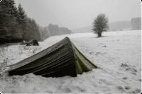 Trektocht over de Trail des Fantômes in de Ardennen