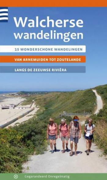 Wandelgids 'Walcherse wandelingen'   15 wonderschone tochten