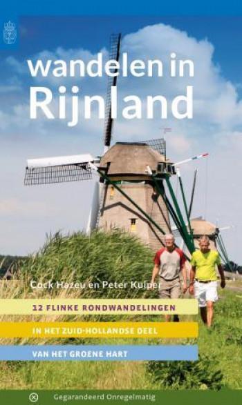 Wandelgids Wandelen in Rijnland   12 rondwandelingen