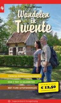 Wandelgids 'Wandelen in Twente'   Truus Wijnen