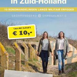 Wandelgids: 'Wandelen langs de Atlantikwall in Zuid-Holland'