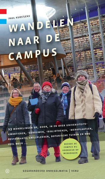 Nieuwe wandelgids: 'Wandelen naar de campus'