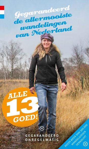 'Alle 13 goed!': gratis wandelgids met de 13 mooiste routes