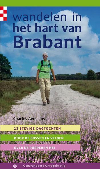 Nieuwe wandelgids: 'Wandelen in het hart van Brabant'