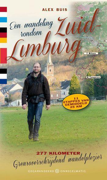 Wandelgids: 'Een wandeling rondom Zuid-Limburg'