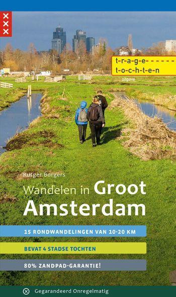 Wandelgids 'Wandelen in Groot Amsterdam' | Rutger Burgers