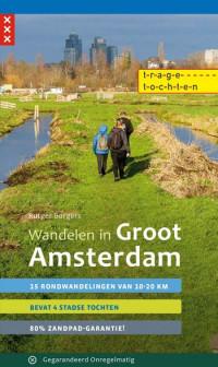 Wandelgids 'Wandelen in Groot Amsterdam'