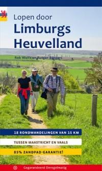 Wandelgids 'Lopen door Limburgs Heuvelland'