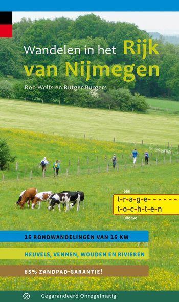 Wandelgids: 'Wandelen in het Rijk van Nijmegen' | Trage Tochten