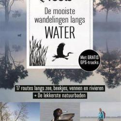 Wandelgids: 'De mooiste wandelingen langs water' van Roots